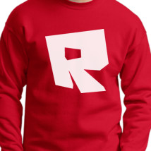 0acbbcec8337d6 Roblox Christmas Design Red Nose Day Crewneck Sweatshirt