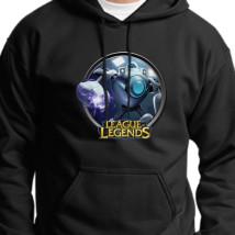 LoL League of Legends Blitzcrank Unisex Hoodie | Hoodiego com