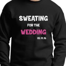 010c2375790 Sweat Is Fat Crying Crewneck Sweatshirt   Hoodiego.com