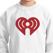 I Heart Radio (IHeartRadio) Symbol Kids Sweatshirt